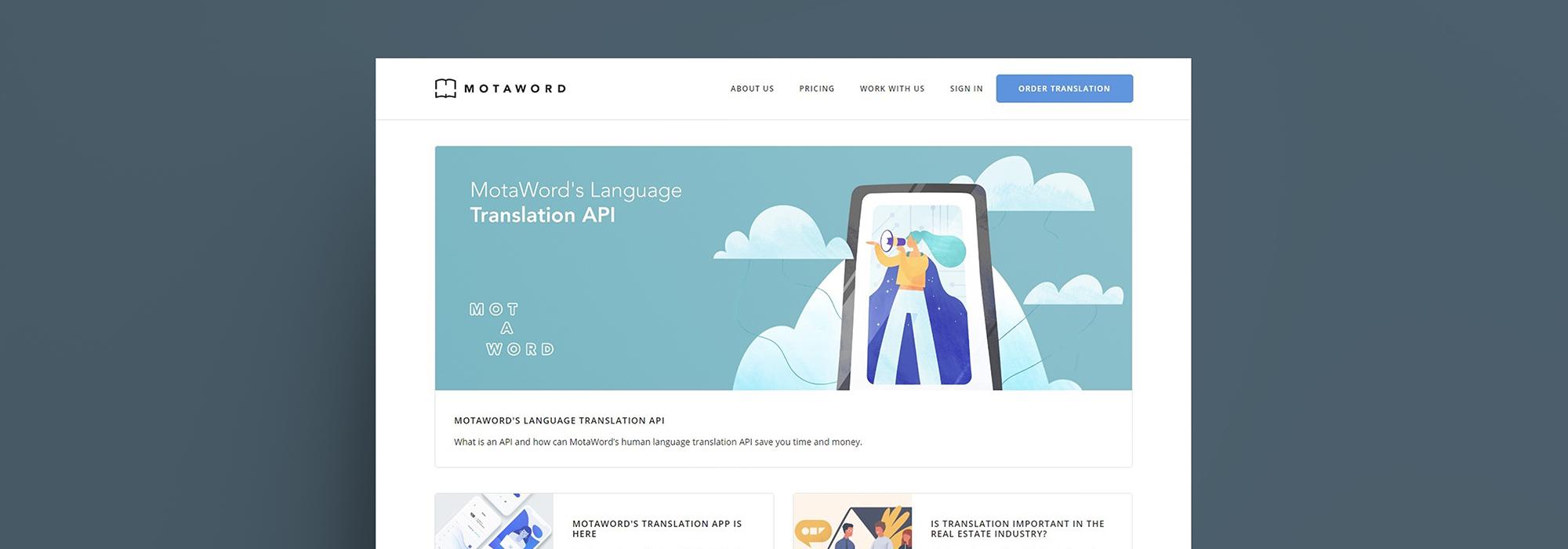 Blog - MotaWord