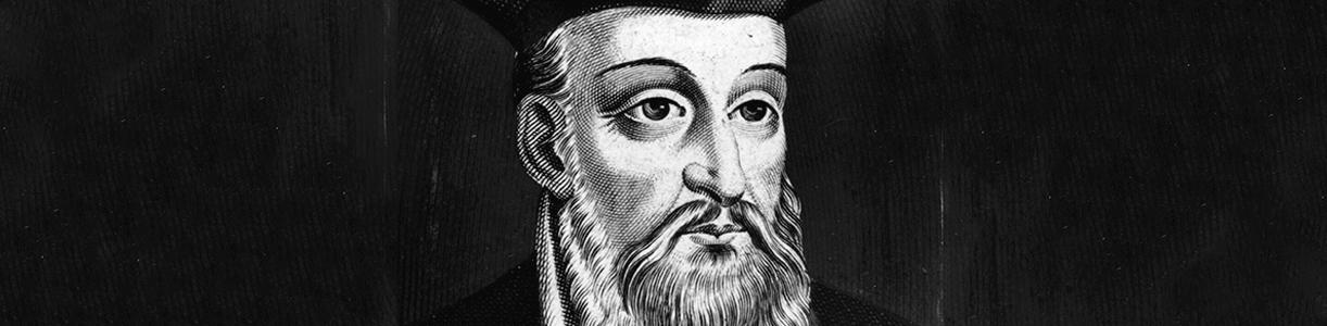 The Mistranslation of the Mystical Nostradamus - MotaWord